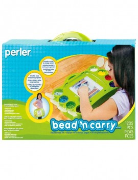 PERLER BEADS BEAD AND CARRY